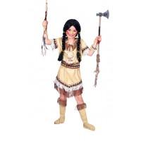 Espa otroški pustni kostum indijanka