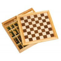 Goki igra šah in dama