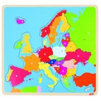 Goki sestavljanka Evropa 35 kosov