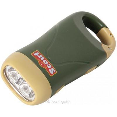 Bartl scout dinamo žepna svetilka