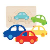 Goki nivojska sestavljanka avto