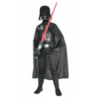Otroški pustni kostum Darth Vader Rubies