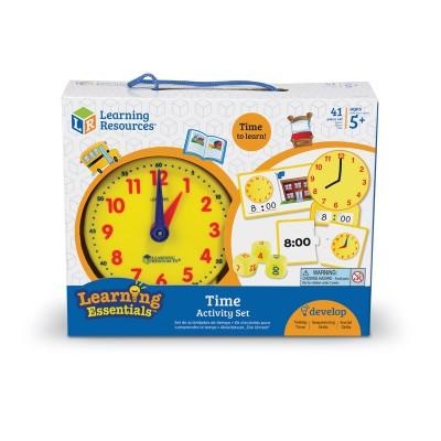 LR aktivnostni set za učenje ure