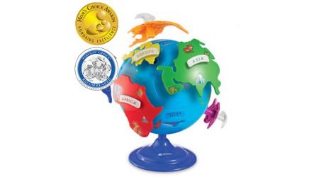 LR slagalica globus