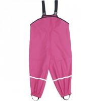 Otroške dežne hlače - roza: 74, 80, 86, 92, 98, 104