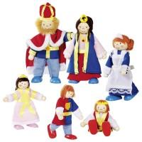 Goki lutke družina na počitnicah