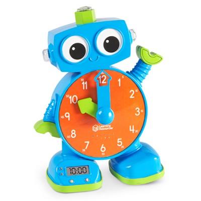 LR učenje digitalne in analogne ure