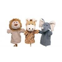 Goki Ročna lutka divje živali
