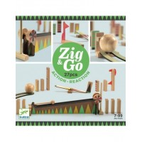Djeco Zig&Go 27 kos