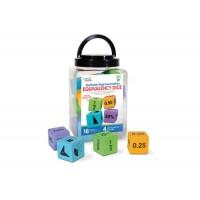 LR matematične kocke enakovrednosti