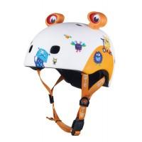Micro čelada Pošast 3D M