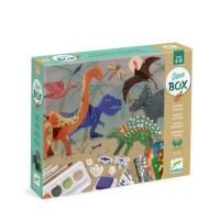 Djeco kreativne aktivnosti dinozavri