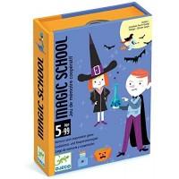 Djeco igra s kartama Magic school