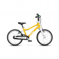 """Woom 3 Bike 16"""" yellow - 2019"""