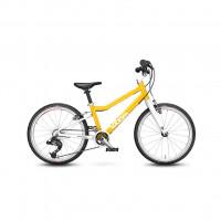 """Woom 4 Bike 20"""" yellow - 2019"""