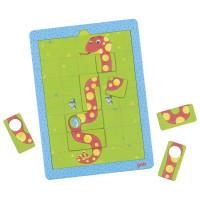 Goki magnetna logična igra Lačne kače