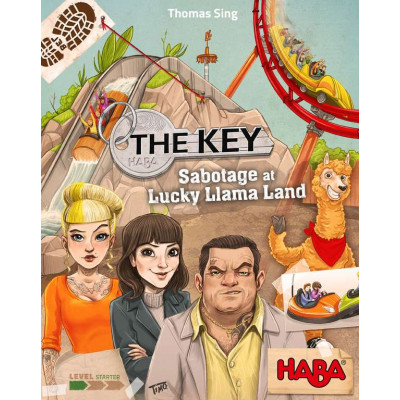 Haba igra The key sabotaža na farmi lam