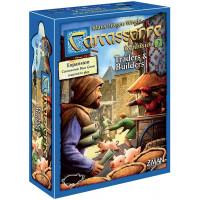 Igra Carcassonne Traders and Builders - razširitev