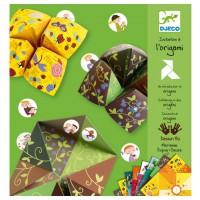 Origami Ptičja igra