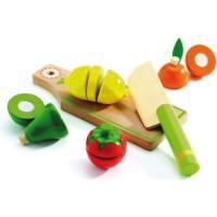 Djeco voće i povrće za rezanje