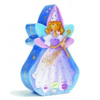Djeco slagalica Princeza i jednorog, 36 komada